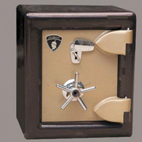 گاوصندوق گنج بان مدل 75K کلیدی