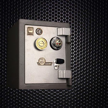 گاوصندوق گاو صندوق کاوه گاوصندوق البرز مدل50KR کلید و رمز تایوانی
