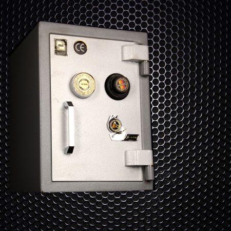 گاوصندوق گاو صندوق کاوه گاوصندوق البرز مدل 60KR کلیدو رمز تایوانی